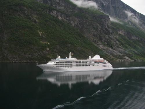 Cruise - Silversea Cruises - Silver Cloud02