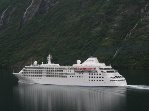 Cruise - Silversea Cruises - Silver Cloud03
