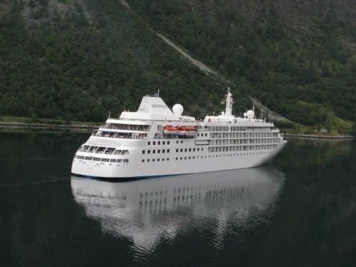 Cruise - Silversea Cruises - Silver Cloud05