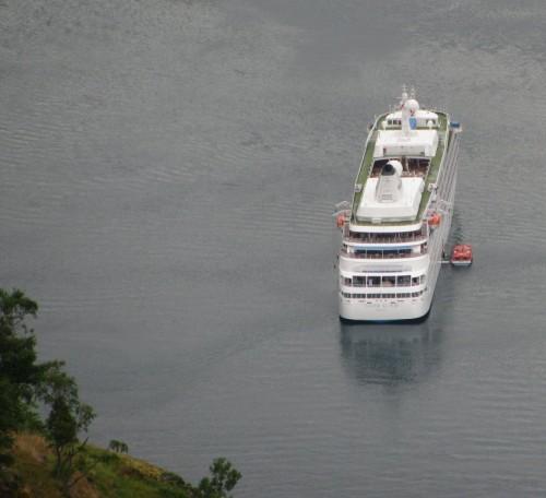 Cruise - Silversea Cruises - Silver Cloud07