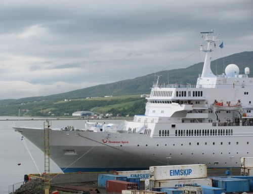 Cruise - Thomson Cruises - Thomson Spirit