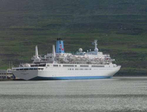Cruise - Thomson Cruises - Thomson Spirit02