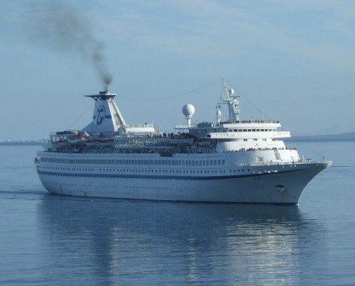 Cruise - Transocean Tours - MS Arielle