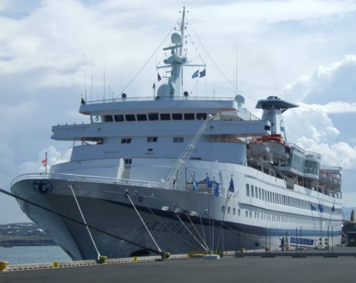 Cruise - Transocean Tours - MS Arielle01