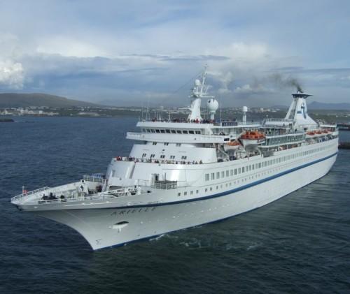 Cruise - Transocean Tours - MS Arielle02