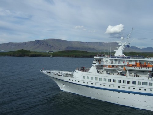 Cruise - Transocean Tours - MS Arielle03