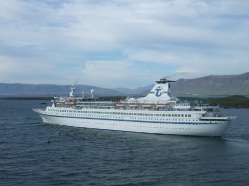 Cruise - Transocean Tours - MS Arielle04