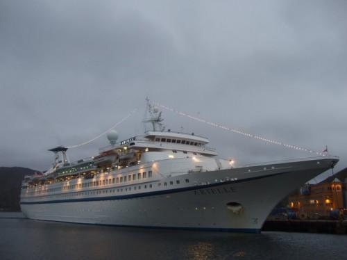 Cruise - Transocean Tours - MS Arielle05