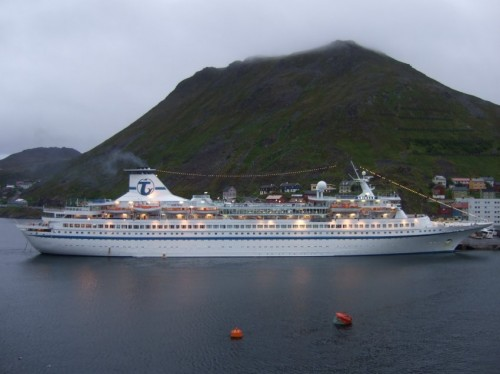 Cruise - Transocean Tours - MS Arielle06