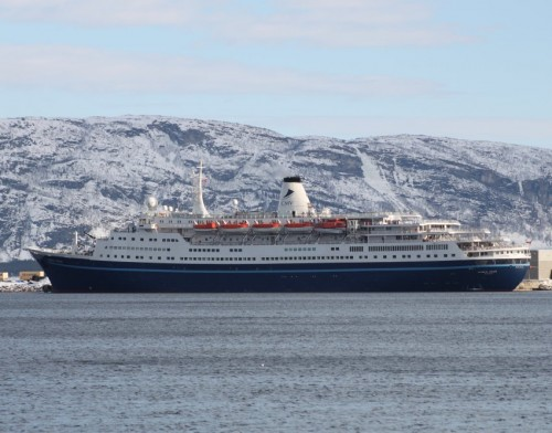 Cruise - Transocean Tours - MS Marco Polo