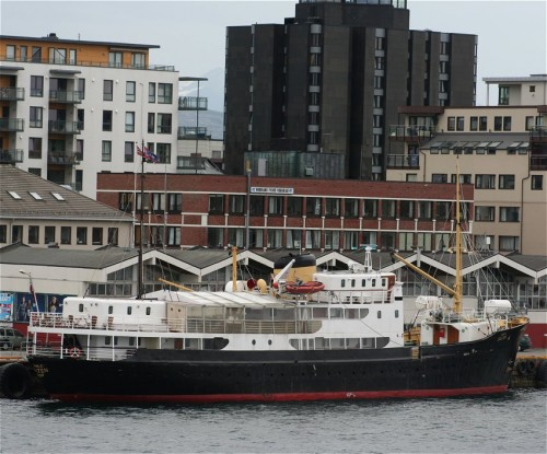 Cruise - Unknown - Gamle Salten