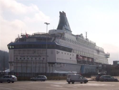 Ferry - DFDS Seaways - Pearl of Scandinavia01