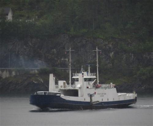 Ferry - Fjord1 - Sykkylvsfjord