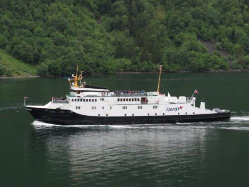 Ferry - Fjord1 - Veoey02
