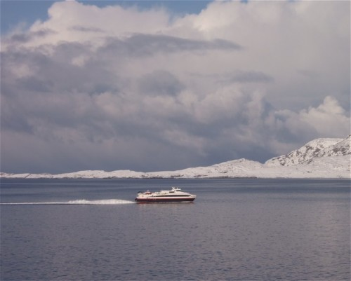 Ferry - Hurtigruten01