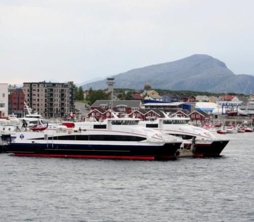 Ferry - Nordlandsekspressen - Steigtind