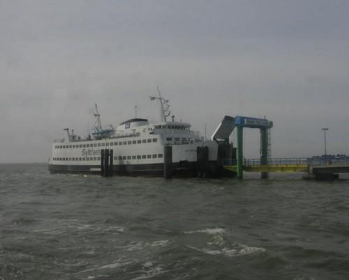 Ferry - Romo-Sylt Linie - Vikingland