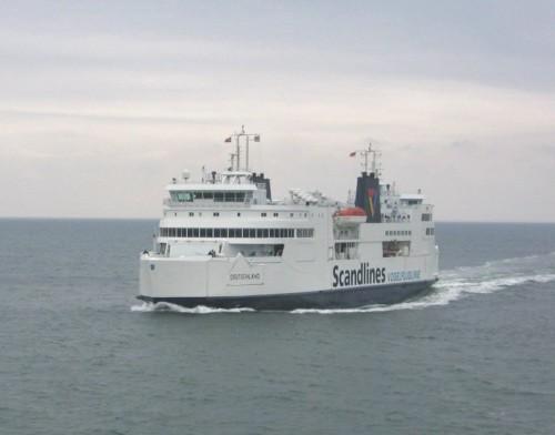 Ferry - Scandlines AG - Deutschland