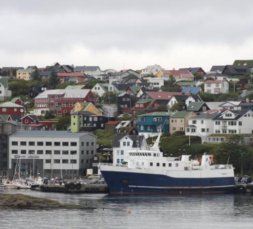 Ferry - Smyril Line - Ternan