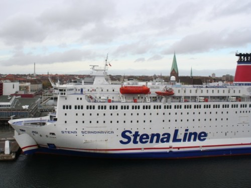 Ferry - Stena Line Scandinavia - Stena Scandinavica