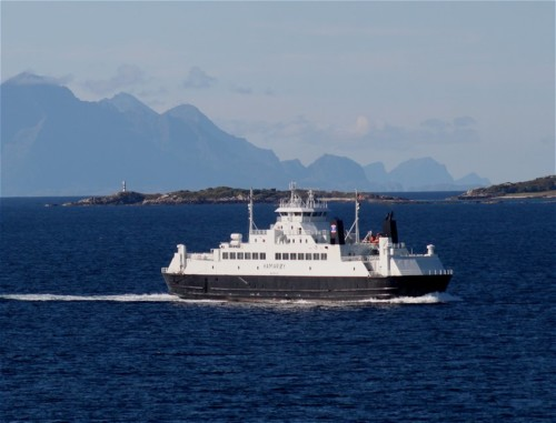 Ferry - Torghatten Nord AS - Hamarøy