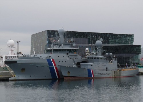 Government - Iceland Coast Guard