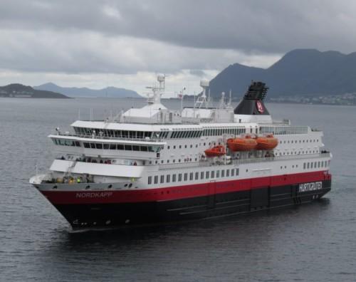 Hurtigruten - MS Nordkapp02