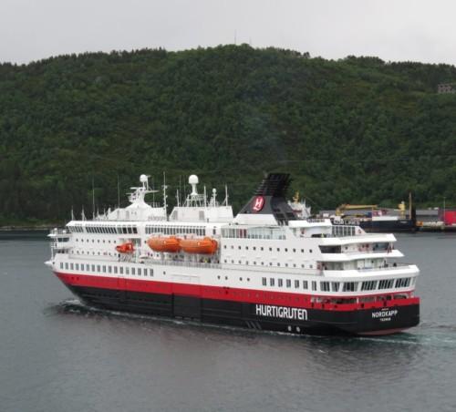 Hurtigruten - MS Nordkapp03