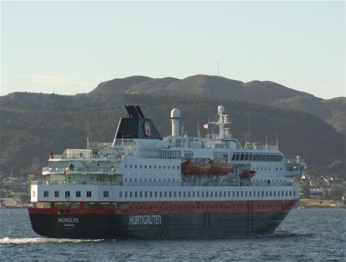 Hurtigruten - MS Nordlys