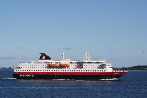 Hurtigruten - MS Nordlys04