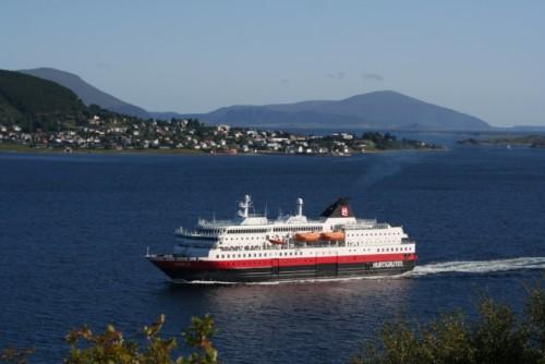 Hurtigruten - MS Nordlys06