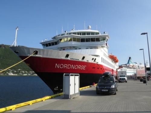 Hurtigruten - MS Nordnorge01