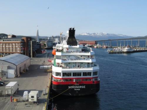 Hurtigruten - MS Nordnorge02