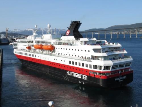 Hurtigruten - MS Nordnorge03