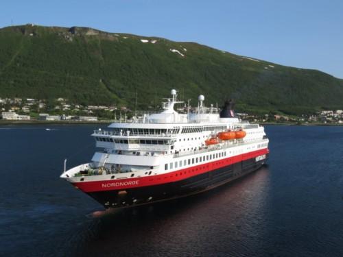 Hurtigruten - MS Nordnorge04