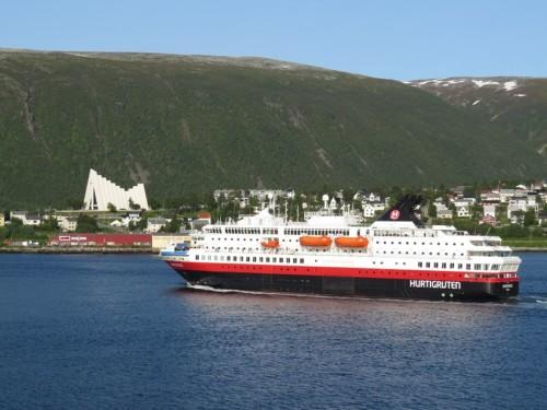 Hurtigruten - MS Nordnorge05