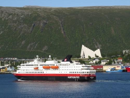 Hurtigruten - MS Nordnorge06