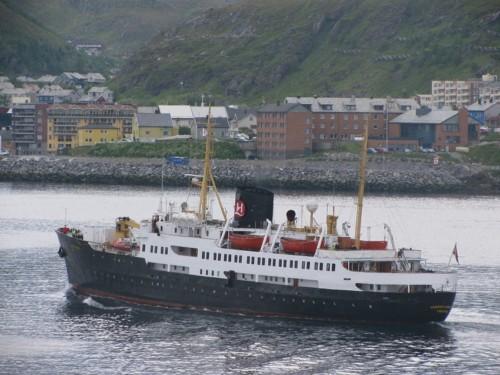 Hurtigruten - MS Nordstjernen03