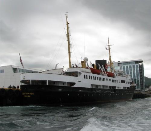 Hurtigruten - MS Nordstjernen04