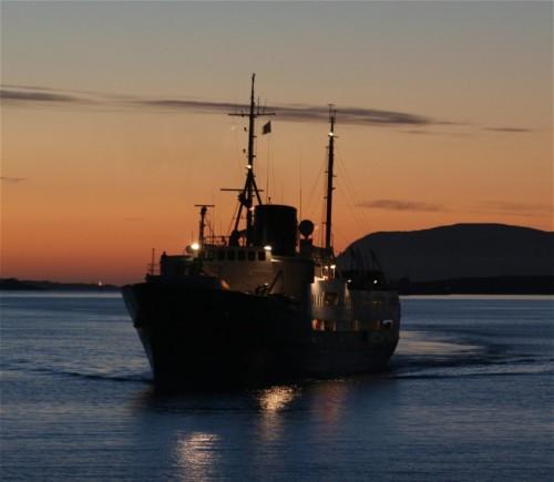 Hurtigruten - MS Nordstjernen06