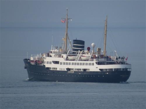 Hurtigruten - MS Nordstjernen09