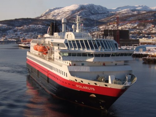 Hurtigruten - MS Polarlys