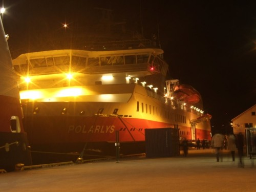 Hurtigruten - MS Polarlys04