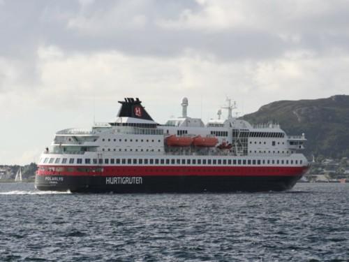 Hurtigruten - MS Polarlys07