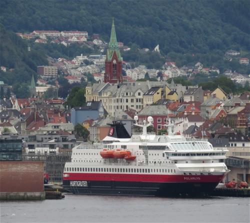 Hurtigruten - MS Polarlys09