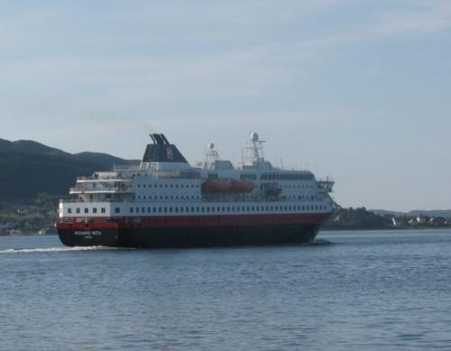 Hurtigruten - MS Richard With06