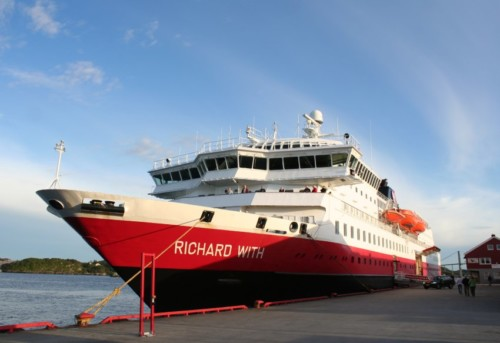 Hurtigruten - MS Richard With10