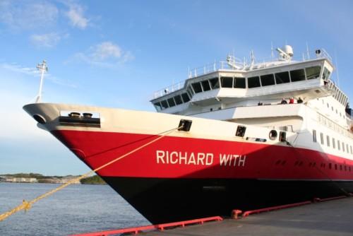 Hurtigruten - MS Richard With11