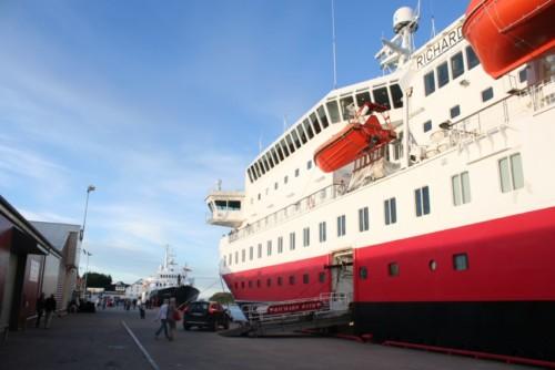 Hurtigruten - MS Richard With12