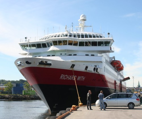Hurtigruten - MS Richard With13